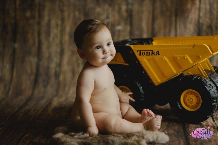 Bebé 6-9 meses-Sebastian
