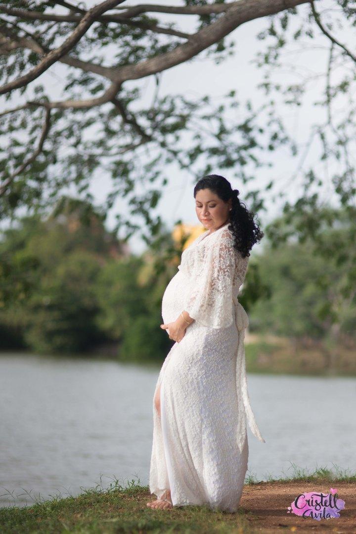 Embarazo- Magali