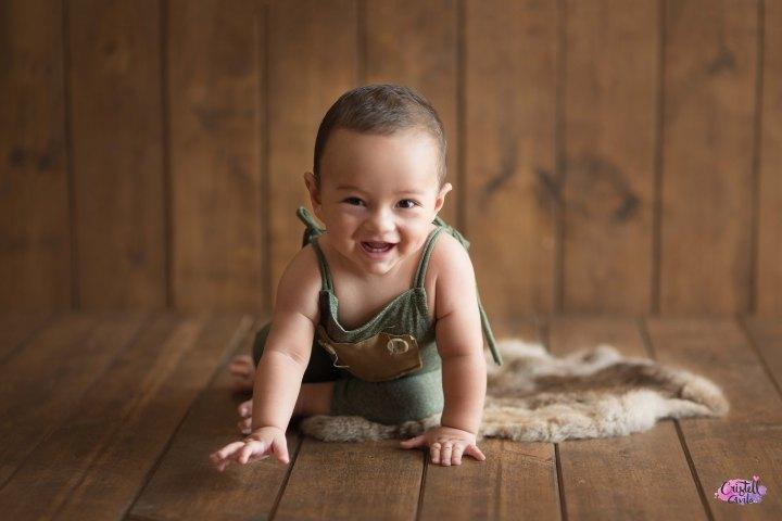 Bebé de 6 a 9 meses-Xavier